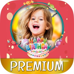 Birthday party photo frames for kids – Pro