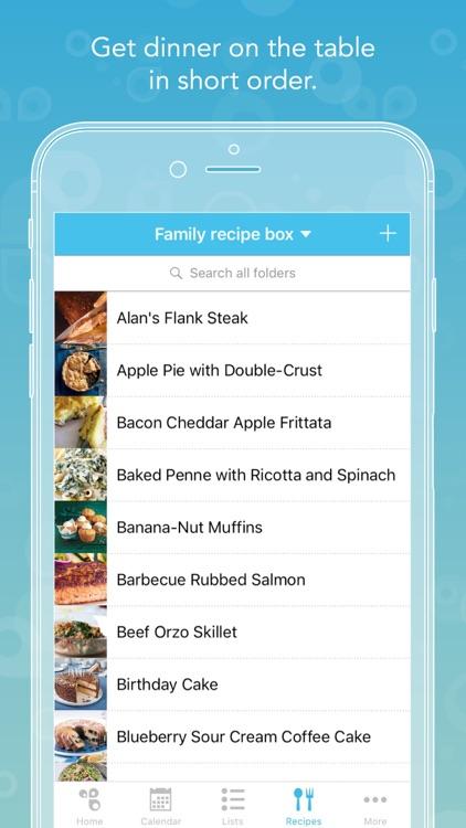 Cozi - Shared Calendar, Reminders, Grocery List screenshot-3