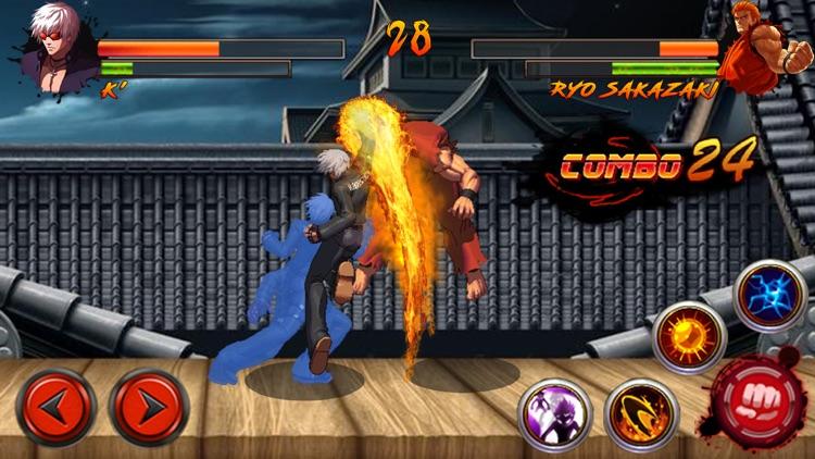 Street Combat: Free Fighting Game screenshot-4