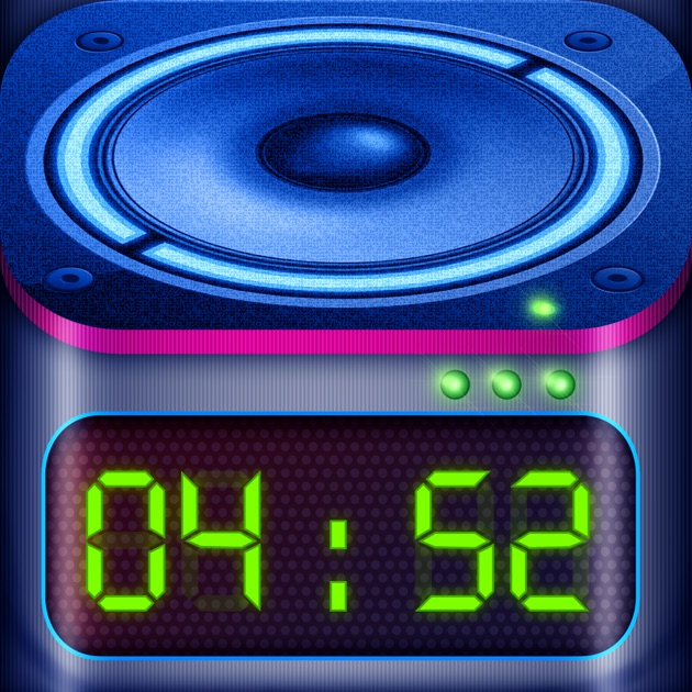 Loud Alarm Clock LOUDEST Night Stand for REM Sleep on the App Store