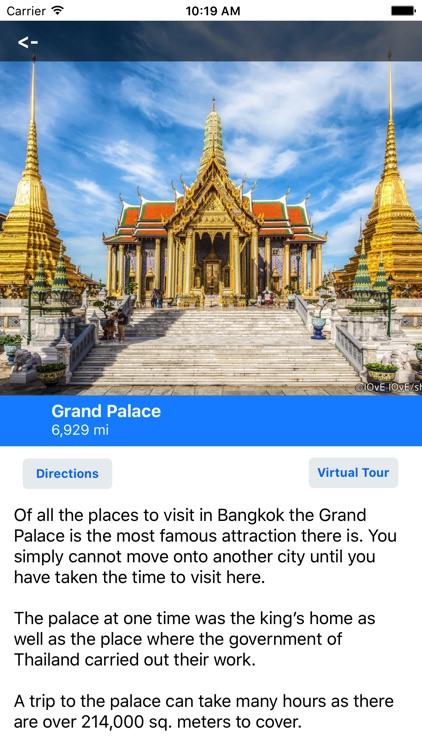 VR Guide: Bangkok