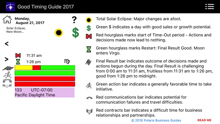 Good Timing Guide 2017 screenshot-1