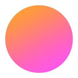 Ícone do app Blur - Create Beautiful Wallpapers