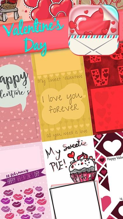 Valentine's Day Greeting Cards – Free Invitation.s