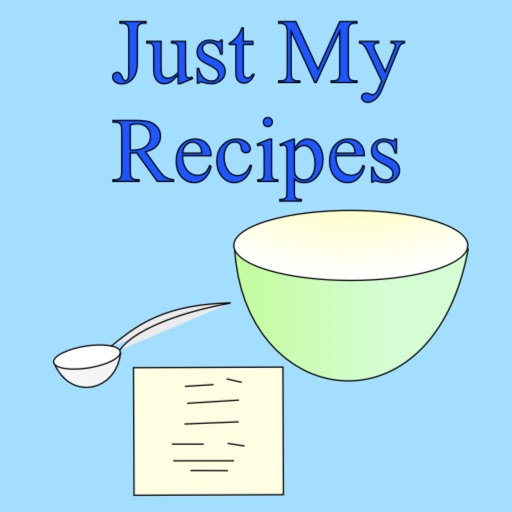 JustMyRecipes