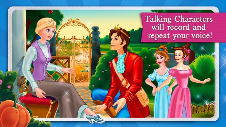 Cinderella Fairy Tale HD