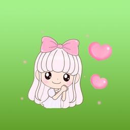 Nana Pretty Princess Stickers 2