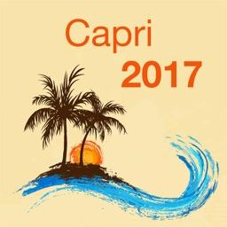 Капри 2017 — офлайн карта, гид, путеводитель!