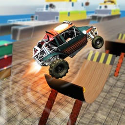 MMX Off Road Racing : Top Car Stunts Racing Game