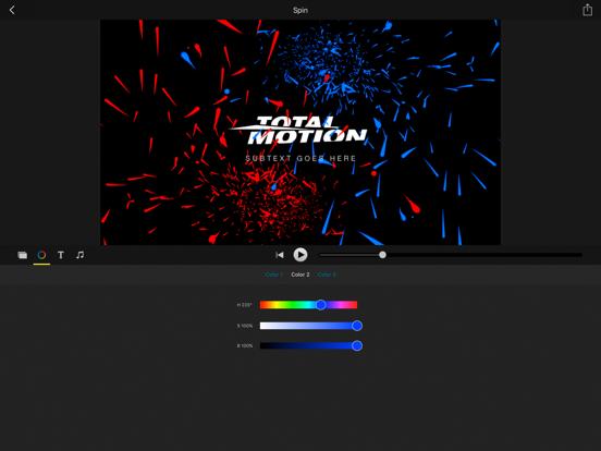 IntroMate - Video Intro Makerのおすすめ画像4