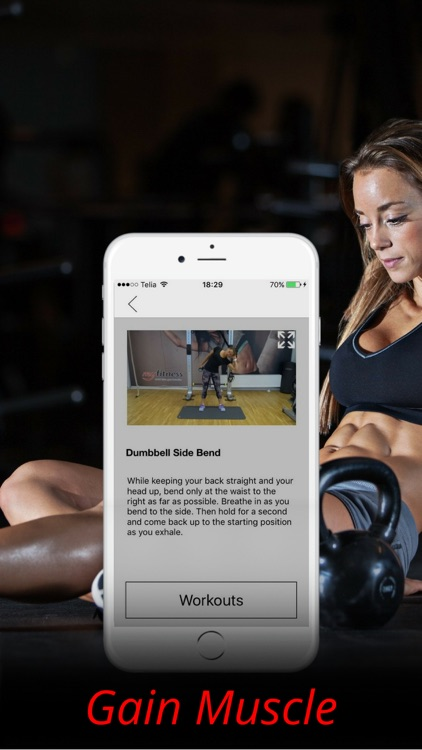 Abdominal Exercises and Abs Workouts Routine screenshot-3