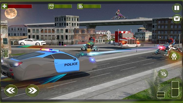 Hover Car Robot Transformation by WAQAS AKRAM
