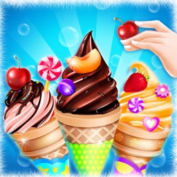 Ice Cream Cones Maker - Cooking Game