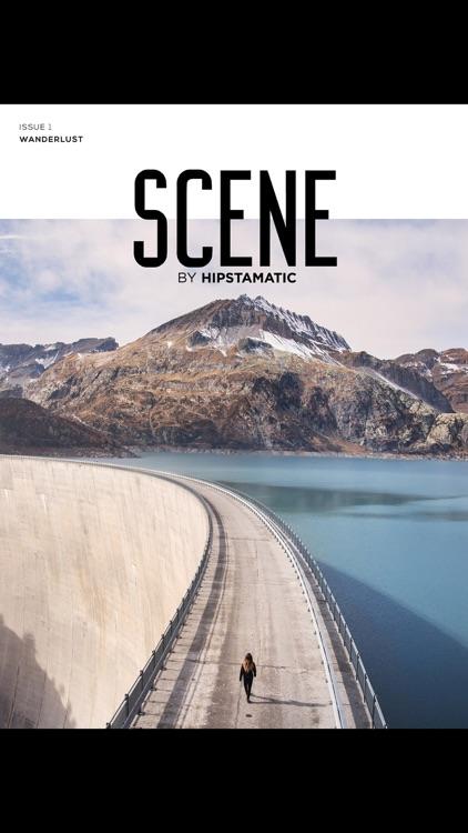 Scene Magazine by Hipstamatic screenshot-0