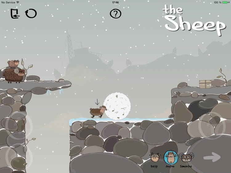 the Sheep - family's game screenshot-4