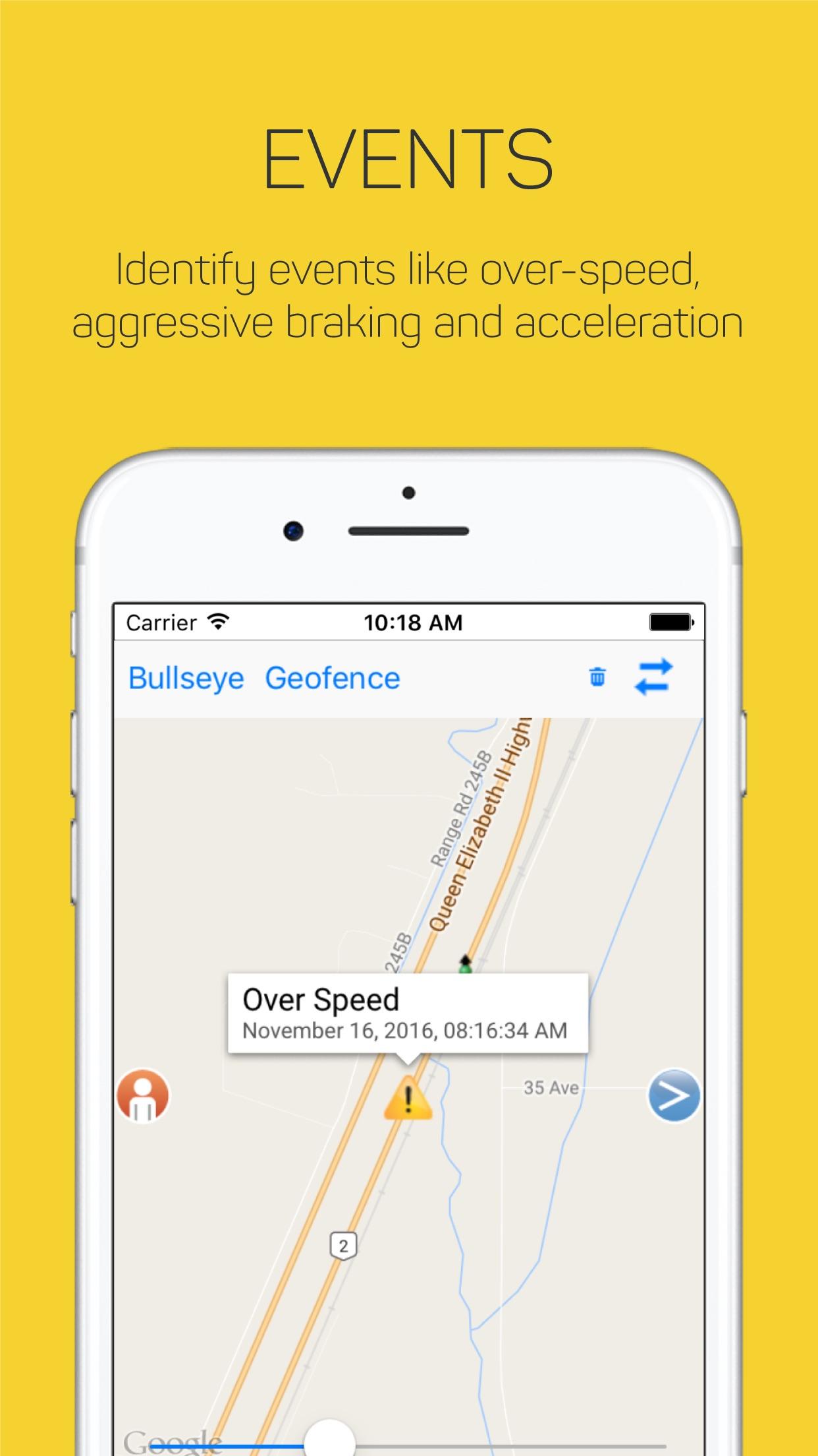 AutoConnect GPS Screenshot
