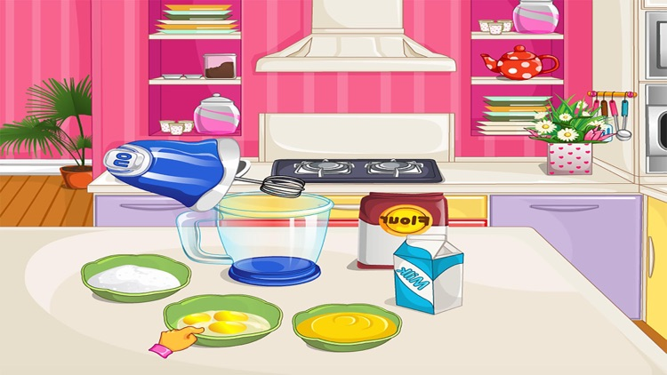 Dessert Hat Cake free Cooking games for girls