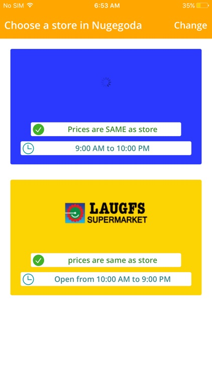 Snapcart - Grocery delivery screenshot-3