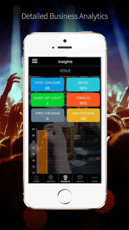 VenueLytics: Venue Management screenshot-2