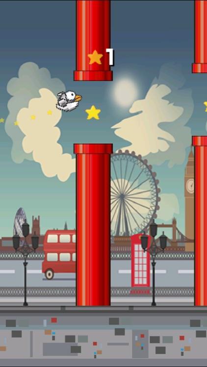 The Impossible Flappy Game - Original Spinki Bird screenshot-3