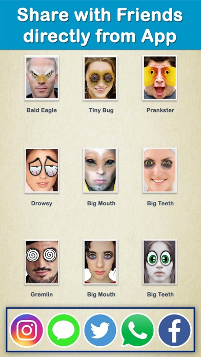 Crazy Bug Eyes Changer Booth : Funny Eye Makeup | App Price Drops