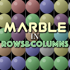 Activities of MARBLE in ROWS&COLUMNS