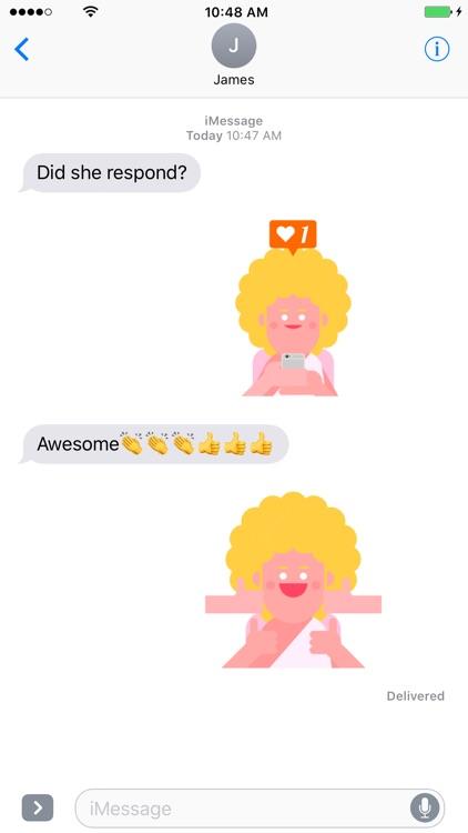 Cupidmoji - Valentine's Day Emojis and Stickers screenshot-3