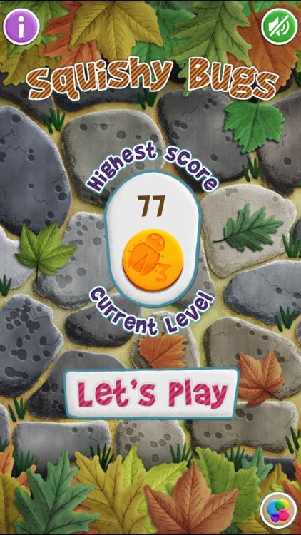 Squishy Bugs - Tap the Bugs Kids Game screenshot-0