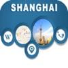 Shanghai China Offline City Maps Navigation