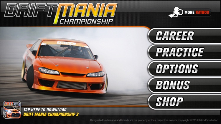 Drift Mania Championship screenshot-1