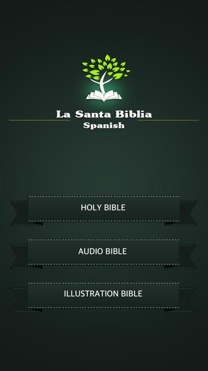 Spanish Bible with Audio - La Santa Biblia