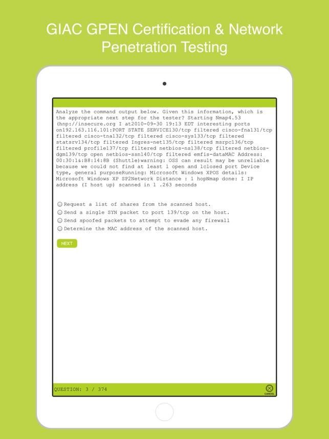 Gpen Giac Penetration Tester Gpen On The App Store