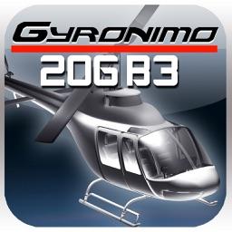 Bell 206B3