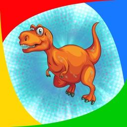 Dinosaur Kindergarten Learning Game for Free App