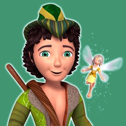 Peter Pan - Book & Games
