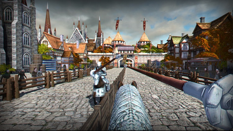VR Knight screenshot-3