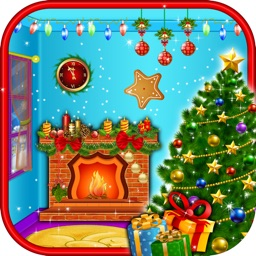 Christmas Room Decoration - Free kids game