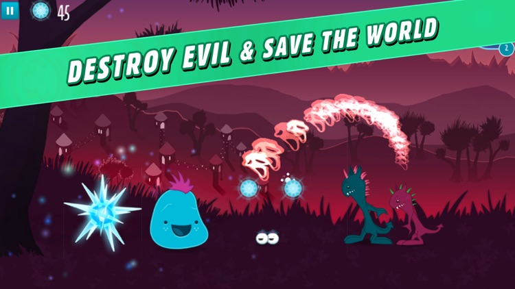 GOO vs EVIL screenshot-1
