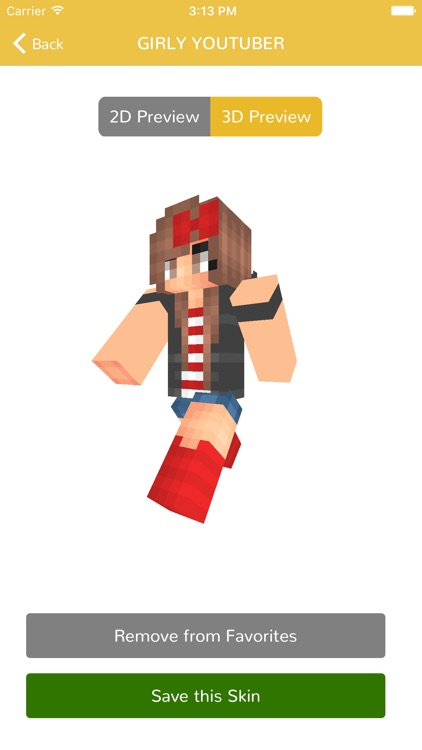 Youtuber Skins for Minecraft PE