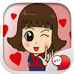 Nong-ma-feang Stickers Emoji Keyboard By ChatStick