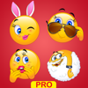 Adult Emoji Pro & Animated Emoticons for Texting - Ganger Cai Cover Art