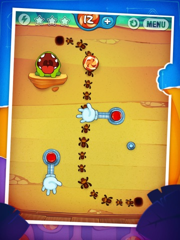Cut the Rope: Experiments HD™ на iPad