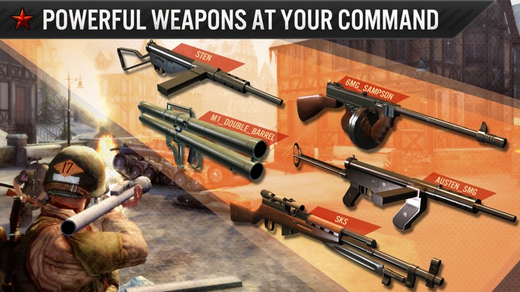 Frontline Commando: WW2 Shooter