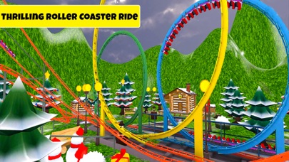 VR Roller Coaster: Real Ride Experience screenshot one