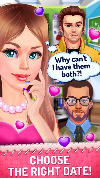 Love Story Games: College screenshot-4