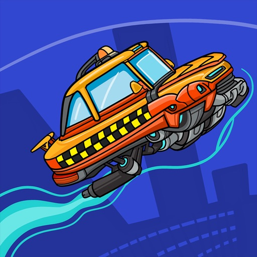 Smashy Race Off - Road of racing games for free by Darinee