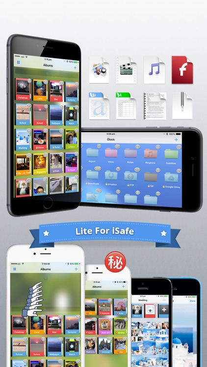 Lite for iSafe screenshot-1