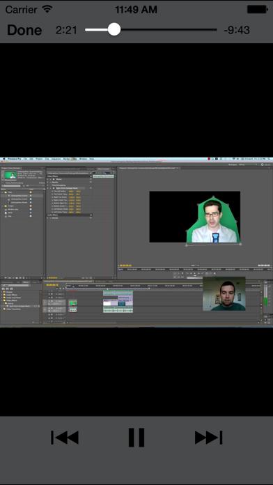 Green Screens screenshot four