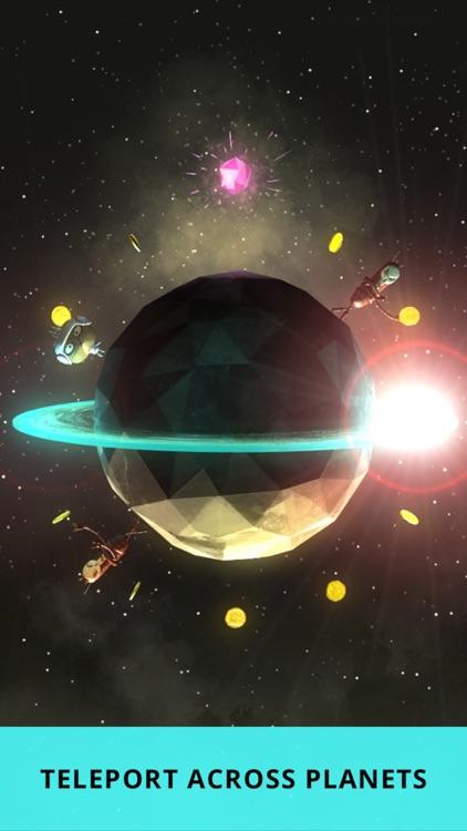 Orbit's Odyssey - Mystery Planet Puzzle Logic Game screenshot-3