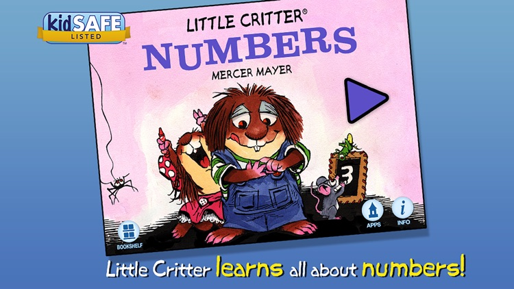 Little Critter Numbers